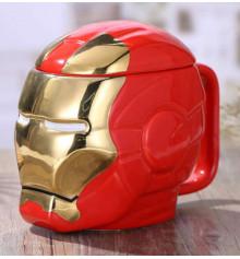 """Чашка """"3D железный человек"""" купить в интернет магазине подарков ПраздникШоп"""