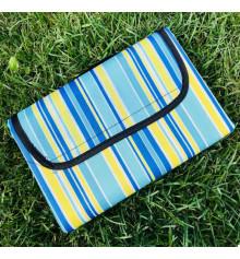 Водонепроницаемый коврик для пикника (Blue) купить в интернет магазине подарков ПраздникШоп