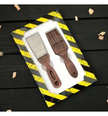 """Шоколадный набор """"Маляр"""" купить в интернет магазине подарков ПраздникШоп"""