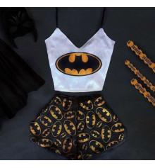 """Шёлковая пижама """"Batman"""" купить в интернет магазине подарков ПраздникШоп"""