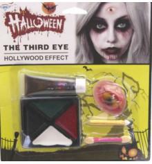 Грим карнавальный Хэллоуин с кровью купить в интернет магазине подарков ПраздникШоп