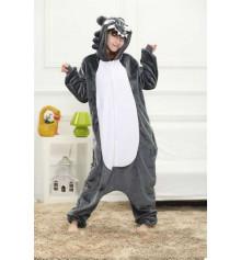 """Пижама-кигуруми """"Волк"""" (Размер М) купить в интернет магазине подарков ПраздникШоп"""