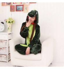 Пижама Кигуруми Динозавр (S) купить в интернет магазине подарков ПраздникШоп