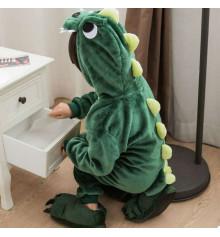 """Детская пижама-кигуруми """"""""Динозавр"""", 140 см купить в интернет магазине подарков ПраздникШоп"""
