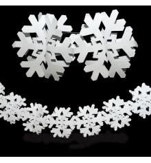 """Гирлянда 3D """"Снежинка"""" купить в интернет магазине подарков ПраздникШоп"""
