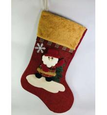 Носок рожденственский купить в интернет магазине подарков ПраздникШоп