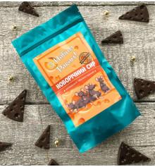 Шоколадный новогодний сыр купить в интернет магазине подарков ПраздникШоп