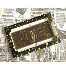 """Шоколадный набор """"Доллар"""" купить в интернет магазине подарков ПраздникШоп"""