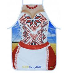 Фартук прикольный Украинка купить в интернет магазине подарков ПраздникШоп
