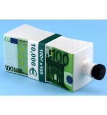 """Графин-штоф """"Пачка 100 Евро"""" купить в интернет магазине подарков ПраздникШоп"""