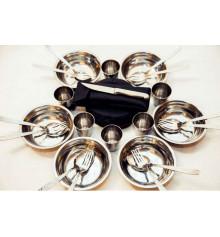Набор для пикника №7 (8 персон) купить в интернет магазине подарков ПраздникШоп
