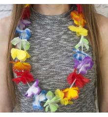 Гавайские леи (радуга) купить в интернет магазине подарков ПраздникШоп