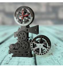 """Часы Gear clock """"Кинопроектор"""" купить в интернет магазине подарков ПраздникШоп"""