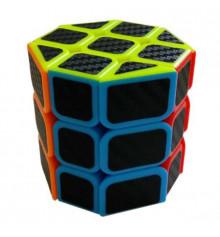 "Кубик-головоломка ""Циліндр"", карбон купить в интернет магазине подарков ПраздникШоп"