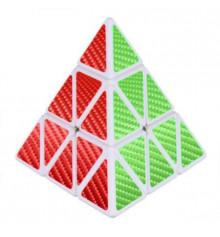 """Кубик-головоломка """"Пирамидка"""", карбон купить в интернет магазине подарков ПраздникШоп"""