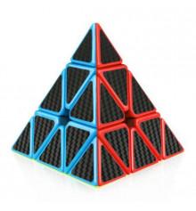 """Кубик-головоломка """"Пирамидка мефферта"""", карбон купить в интернет магазине подарков ПраздникШоп"""