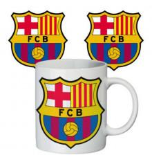 """Чашка """"Барселона"""" купить в интернет магазине подарков ПраздникШоп"""