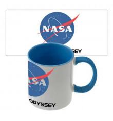 """Чашка """"NASA"""" купить в интернет магазине подарков ПраздникШоп"""