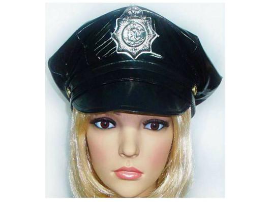 Фуражка Полицейский купить в интернет магазине подарков ПраздникШоп