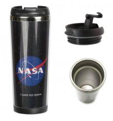 """Термокружка """"NASA"""" купить в интернет магазине подарков ПраздникШоп"""