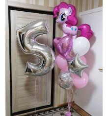 Гелиевые шары № 27 купить в интернет магазине подарков ПраздникШоп