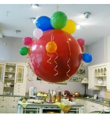 Шар-сюрприз варіант-11 купить в интернет магазине подарков ПраздникШоп