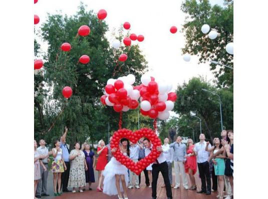 """Запуск """"Сердца"""" купить в интернет магазине подарков ПраздникШоп"""