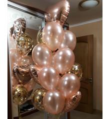 Гелиевые шары № 25 купить в интернет магазине подарков ПраздникШоп