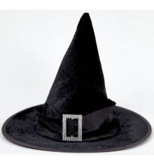Колпак Чёрный с пряжкой детский купить в интернет магазине подарков ПраздникШоп