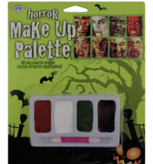 Грим карнавальный Хэллоуин (4 цвета) купить в интернет магазине подарков ПраздникШоп