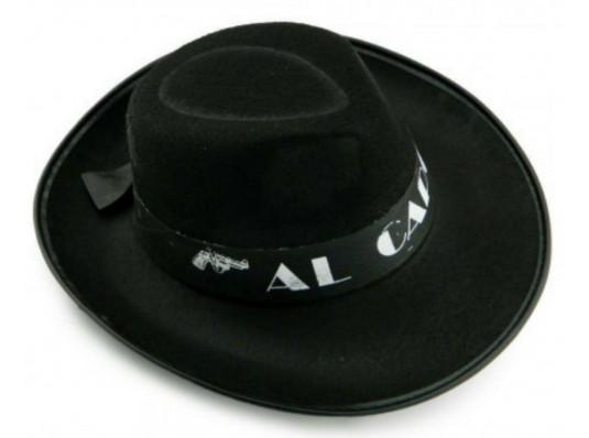 Шляпа гангстера купить в интернет магазине подарков ПраздникШоп