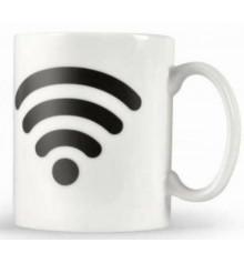 """Чашка """"Wi-Fi"""" купить в интернет магазине подарков ПраздникШоп"""