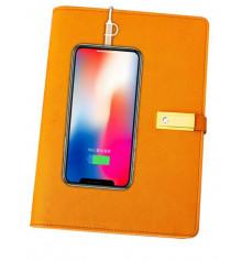 """Ежедневник """"Universal Book"""", оранжевый купить в интернет магазине подарков ПраздникШоп"""