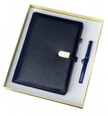 """Щоденник """"Universal Book"""", синій купить в интернет магазине подарков ПраздникШоп"""