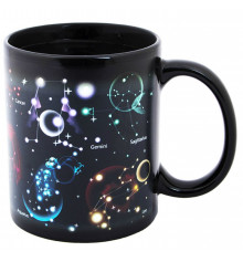 """Чашка-хамелеон """"Созвездия"""" купить в интернет магазине подарков ПраздникШоп"""
