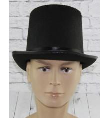 Шляпа Цилиндр высокий купить в интернет магазине подарков ПраздникШоп
