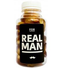 """Желейные конфеты """"For real man"""" купить в интернет магазине подарков ПраздникШоп"""