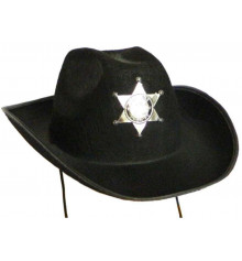 Шляпа Шерифа купить в интернет магазине подарков ПраздникШоп