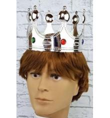 Корона Короля (серебро) купить в интернет магазине подарков ПраздникШоп