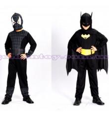 """Карнавальный костюм 2 в 1 """"Спайдермен/ Бэтмен"""" купить в интернет магазине подарков ПраздникШоп"""