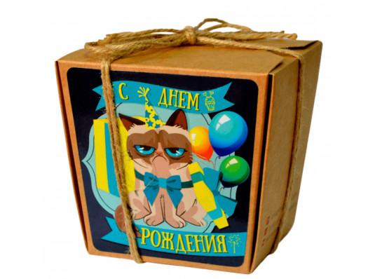 """Печеньки с предсказаниями """"С днём рождения!"""" купить в интернет магазине подарков ПраздникШоп"""