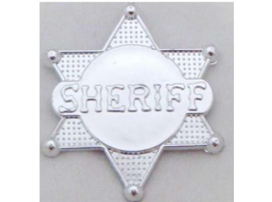 """Значек """"Шерифа"""" купить в интернет магазине подарков ПраздникШоп"""