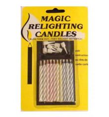 Свечи негаснущие купить в интернет магазине подарков ПраздникШоп