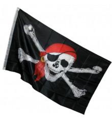 Флаг пирата купить в интернет магазине подарков ПраздникШоп