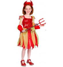 """Детский карнавальный костюм """"Дьяволенок"""" купить в интернет магазине подарков ПраздникШоп"""