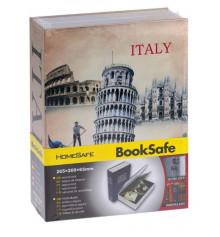 """Книга - сейф """"Италия"""" купить в интернет магазине подарков ПраздникШоп"""