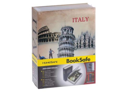 """Книга - сейф """"Італія"""" купить в интернет магазине подарков ПраздникШоп"""
