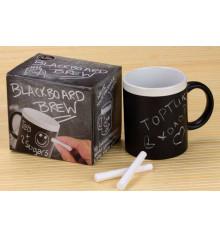 Чашка - memoboard + 2 мелка купить в интернет магазине подарков ПраздникШоп