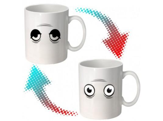 """Чашка """"Прокидайся"""" Wake up !. купить в интернет магазине подарков ПраздникШоп"""