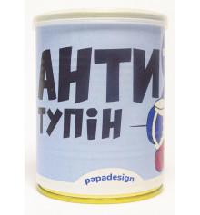 """Консервований чай """"АнтіТупін"""" купить в интернет магазине подарков ПраздникШоп"""